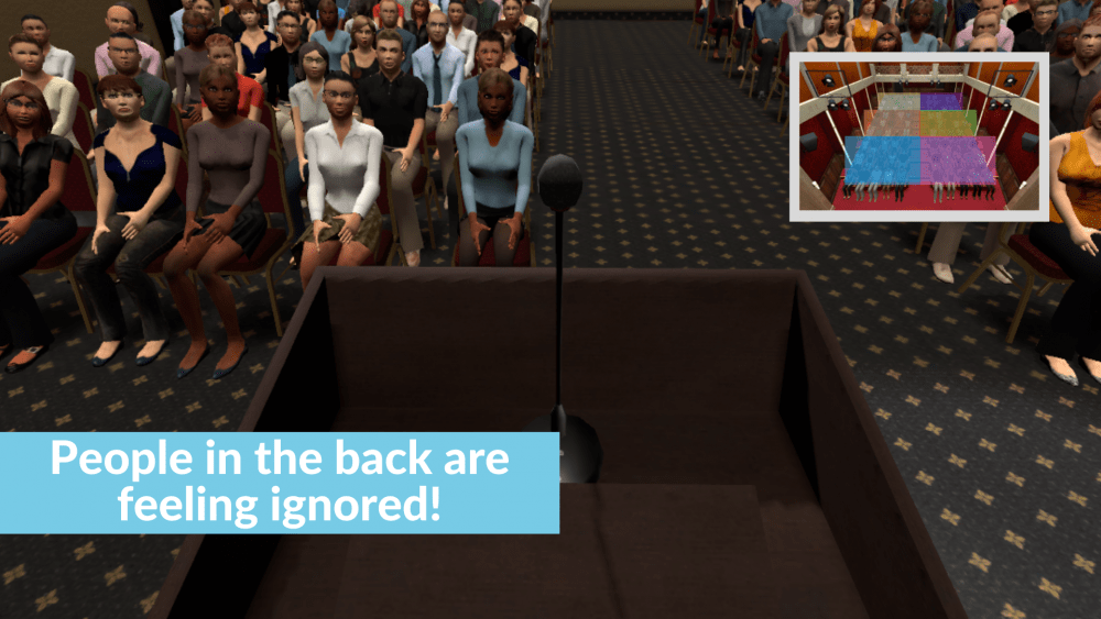 Virtual Orator Feedback